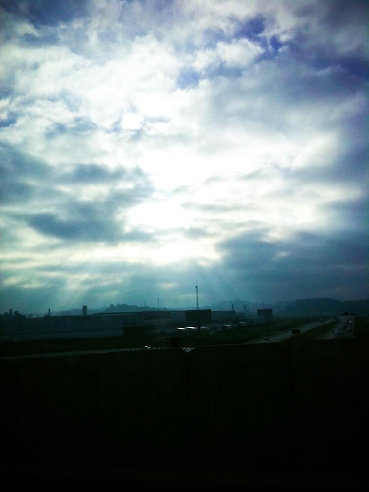 The Light of the God  [ iPad / iPod / iPhone Case ] by Mauricio Santana