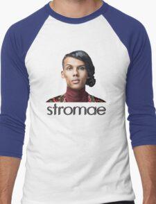 Stromae  Men's Baseball ¾ T-Shirt