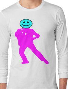 ★ټVampire Smiley Style Hilarious Clothing & Stickersټ★ Long Sleeve T-Shirt