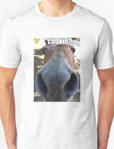 Matilda the Mule Wants Cookies! Unisex T-Shirt