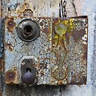 old lock by lucifuk