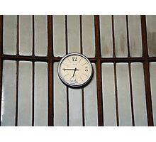old clocks Photographic Print