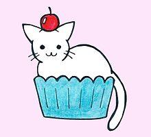 Cupcat by harrisrose