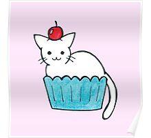 Cupcat Poster