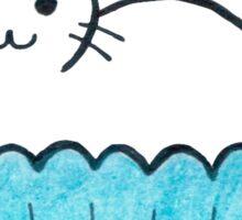 Cupcat Sticker