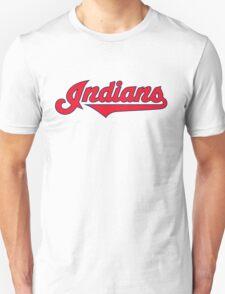 indians logo Unisex T-Shirt