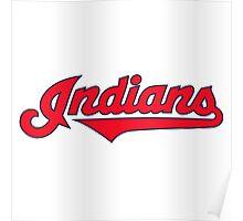 indians logo Poster