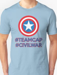 #TeamCap T-Shirt