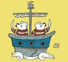 Marauding Mice (Tee) Kids Clothes
