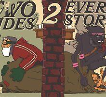 Krampus - Two Sides by dawlism