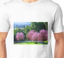 Cherry Blossom Time Unisex T-Shirt