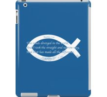 Diverged iPad Case/Skin