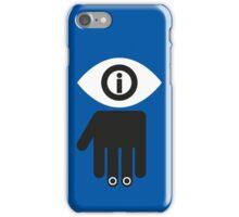 Eyelien-iphone iPhone Case/Skin