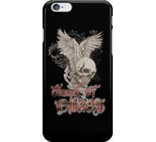 Angel of chaos iPhone Case/Skin