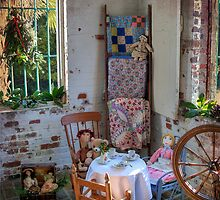 The Quilters Corner by Kathy Baccari