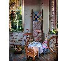 The Quilters Corner Photographic Print