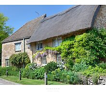 Kingham, Oxfordshire by Andrew Roland