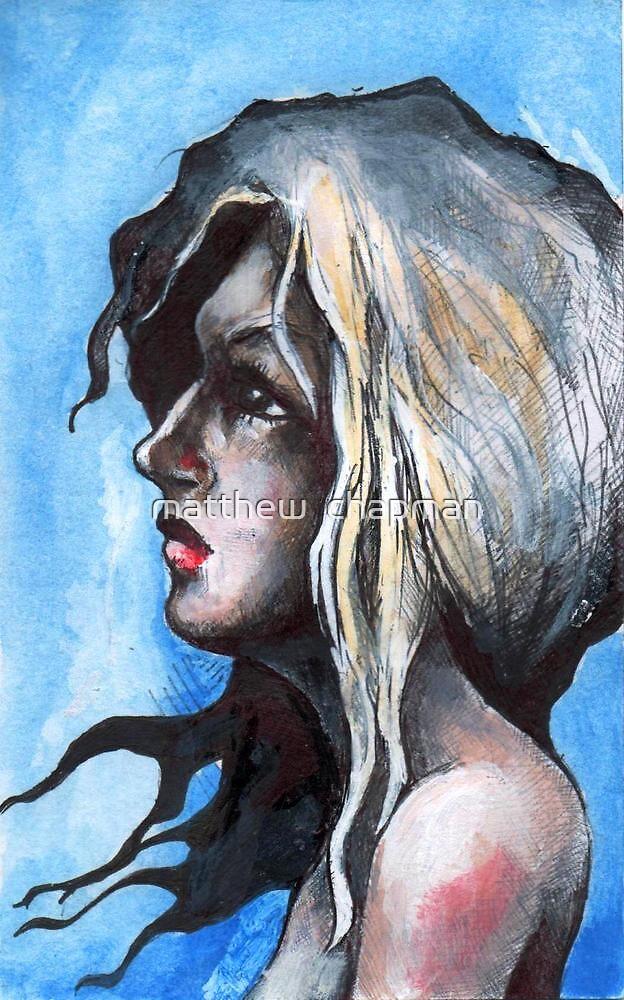 LONELY GIRL 2 by matthew  chapman