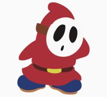 Little Red Shy Guy by SaradaBoru