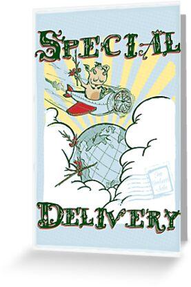 Krampus - Special Delivery by Brandon Dawley