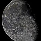 Lunar Mosaic  HD by CRHammond
