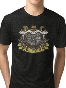Adventurer's Crest Tri-blend T-Shirt