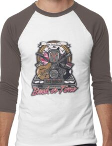 Back in Time Men's Baseball ¾ T-Shirt