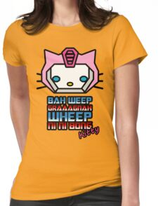 Bah Weep Graaagnah Wheep Ni Ni Bong Kitty Womens Fitted T-Shirt