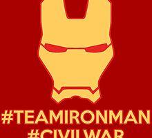 #TeamIronMan by Brinalass