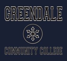 Greendale Community College Kids Tee