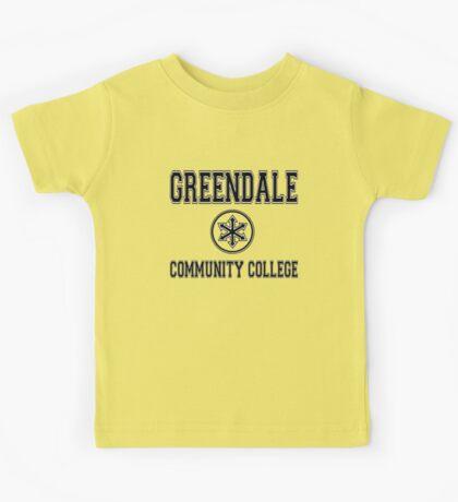 Greendale Community College Kids Tee