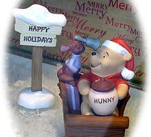 Winnie Christmas by DreamCatcher/ Kyrah