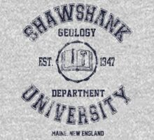 Shawshank University by Arinesart