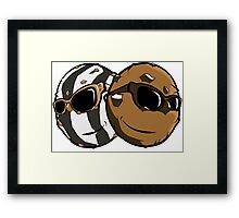 Cool Cookies Framed Print