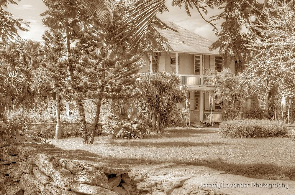 Old Plantation Style Property in Eastern Nassau, The Bahamas by Jeremy Lavender Photography