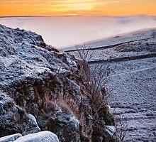 Northumberland Sunset by Chris McIlreavy