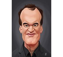 Celebrity Sunday - Quentin Tarantino Photographic Print