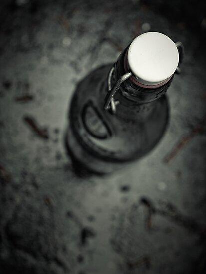 Already empty.... by Bob Daalder