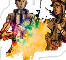 Tales from the Borderlands Characters Sticker