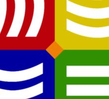 The Elements Sticker