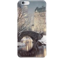 New York City Snow iPhone Case/Skin