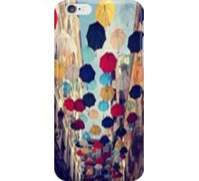 Umbrellas iPhone Case/Skin