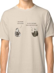 God is dad Classic T-Shirt