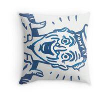 POMPEY SAILOR Throw Pillow