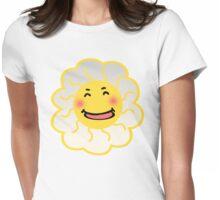 Funshine Bear (high version) Womens Fitted T-Shirt