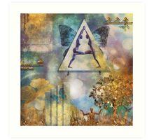 Aum Art Print