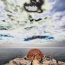 Dome Sculpture @ Sculptures By The Sea 2012 by muz2142