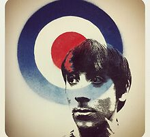 KEITH MOON by Mark Kellett