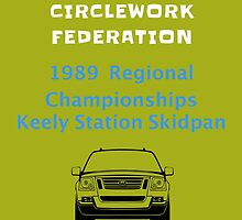 The ACF Keely Station Championships by aughtie