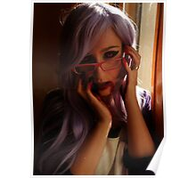 Rize cosplay Poster